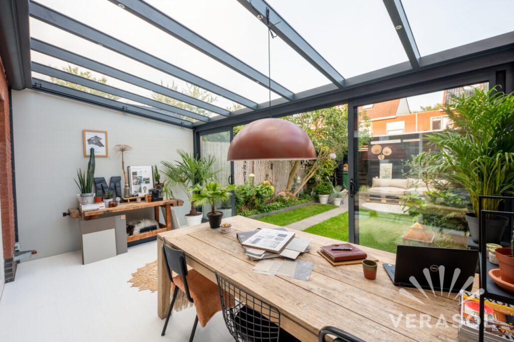 Gartenüberdachung