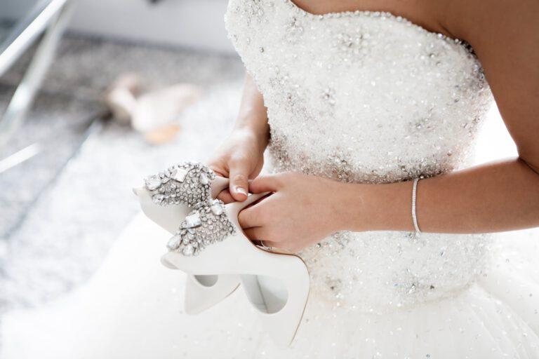 Ein Brautkleid online kaufen